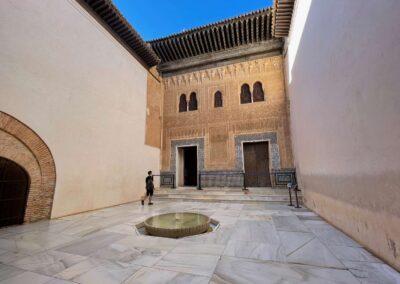 Alhambra Reiseberichte Spanien