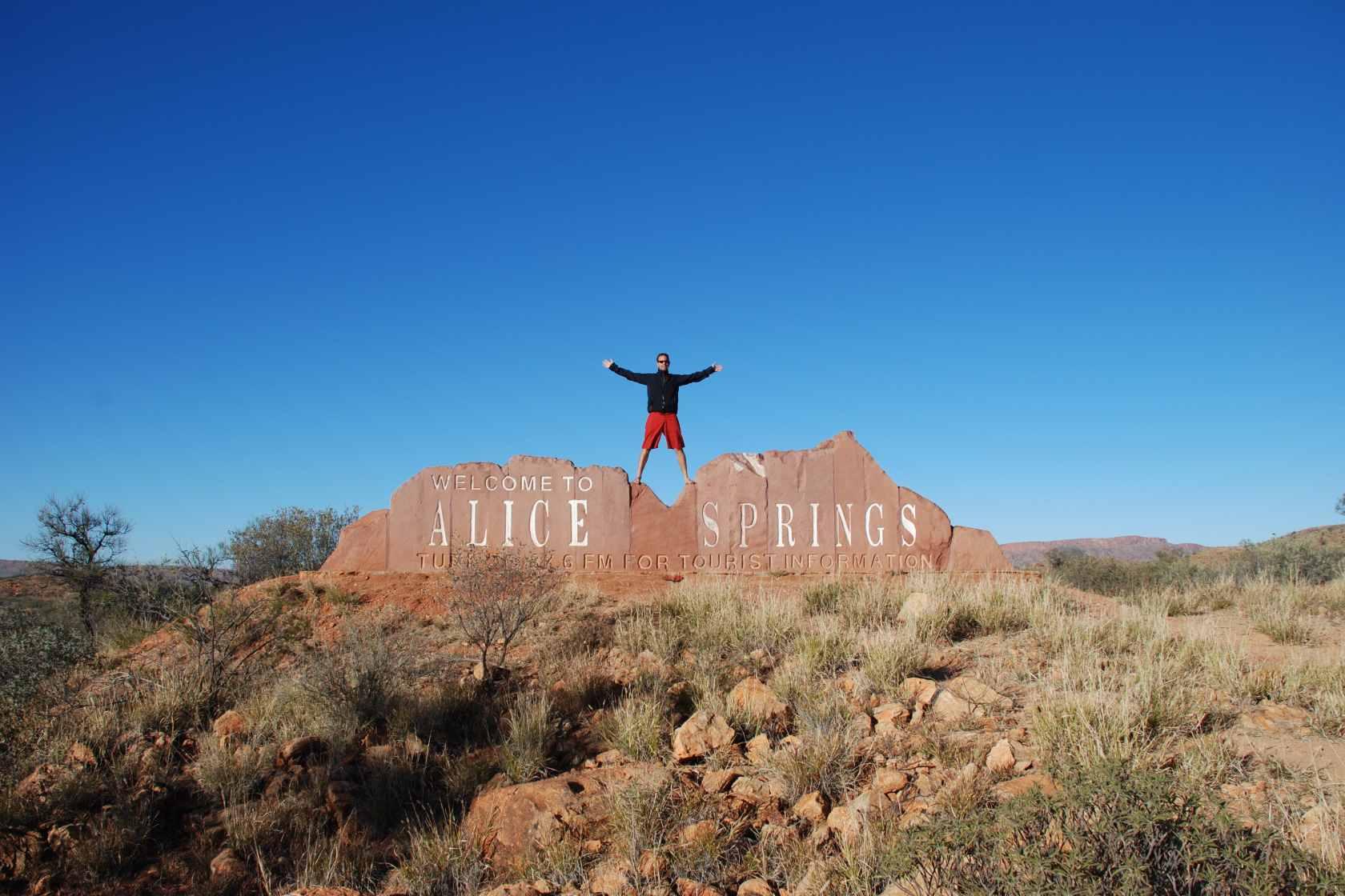Reiseberichte Australien Northern Territory