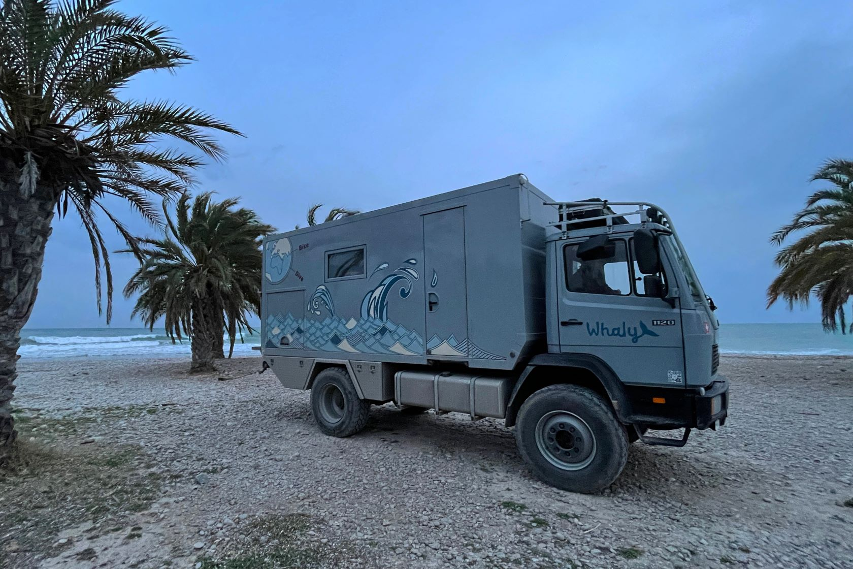 Freistehplätze Wildcamping Spanien Beachcamping Benidorm