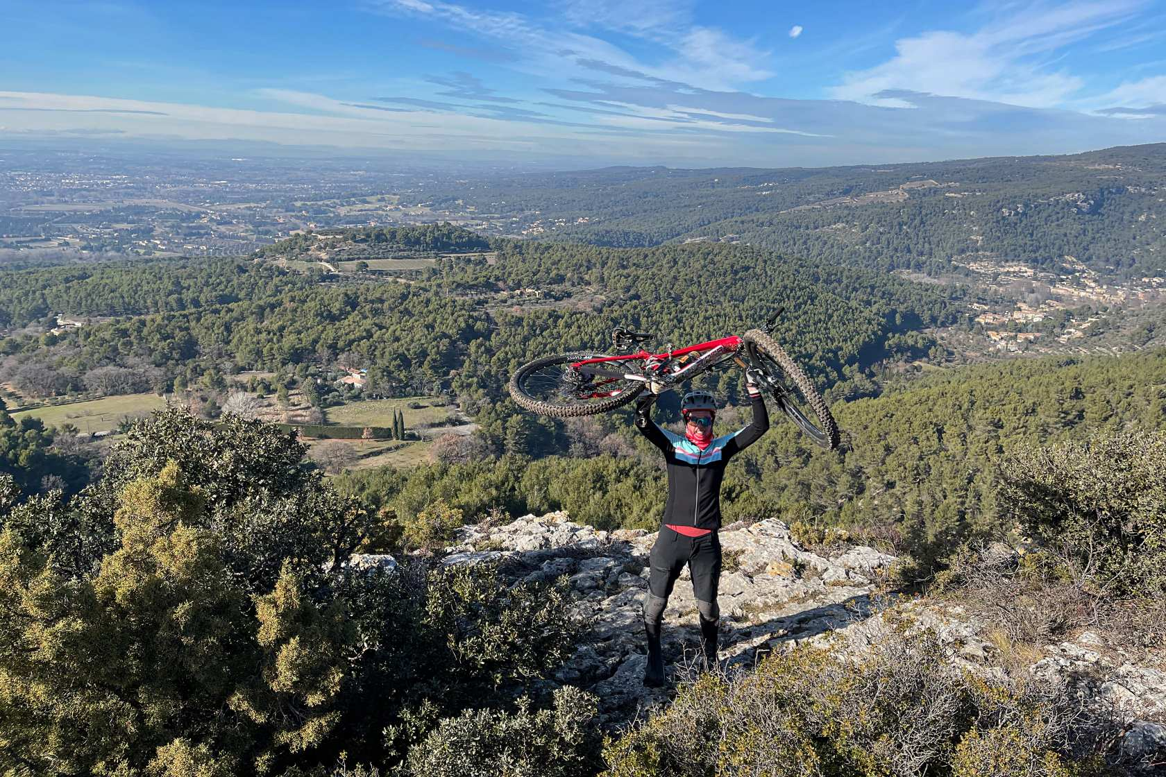 Provence Moutainbike