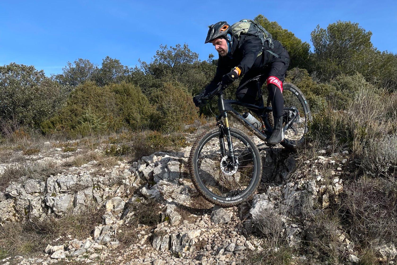 Bike in Provence
