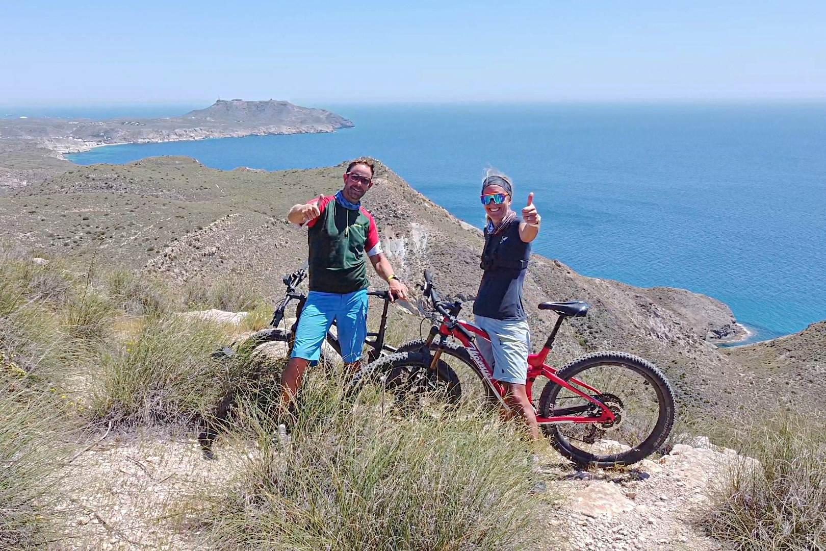 Biken Cabo de Gata - Reiseberichte Spanien