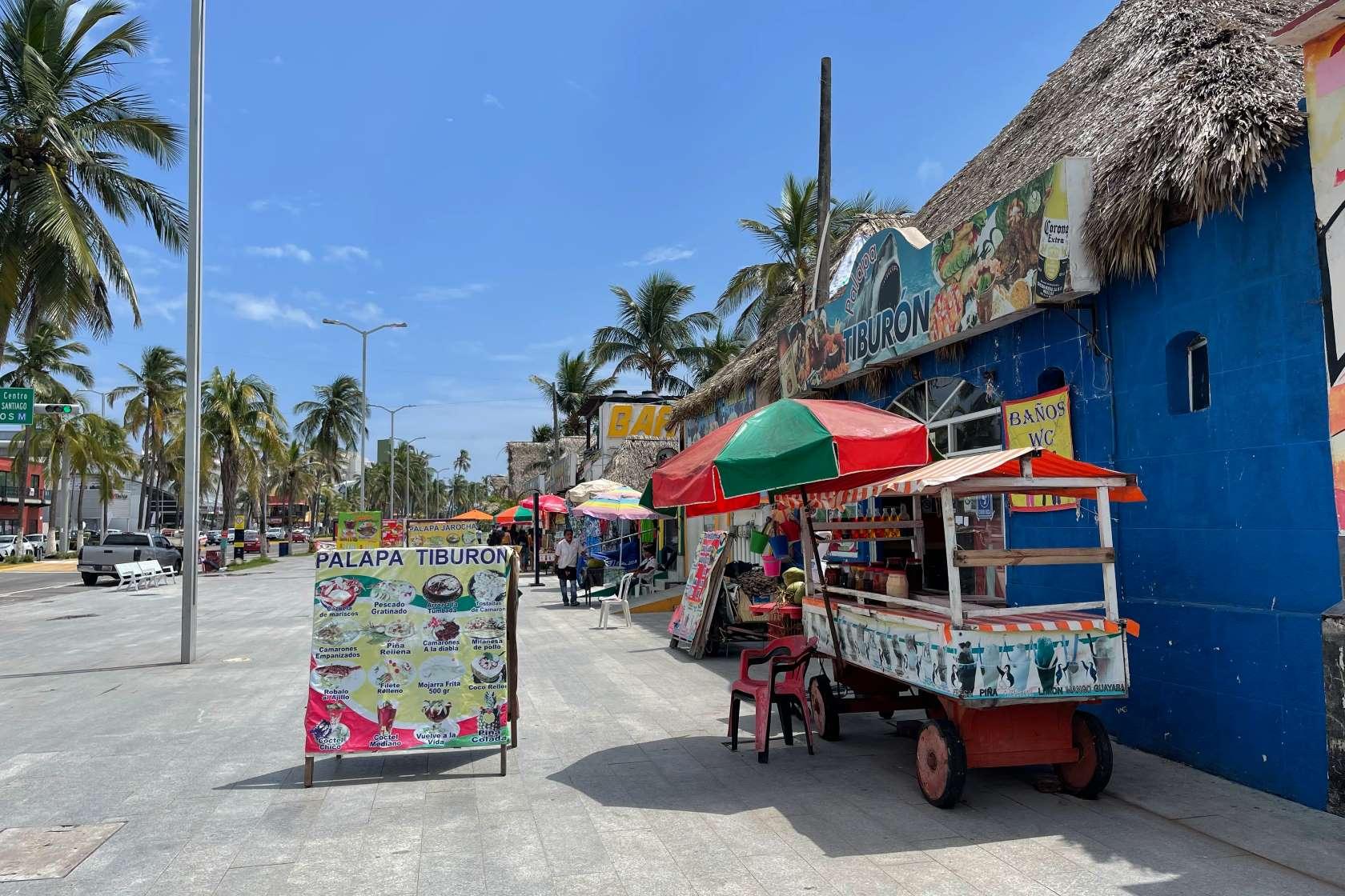 Mexiko Boulevard - Reiseberichte