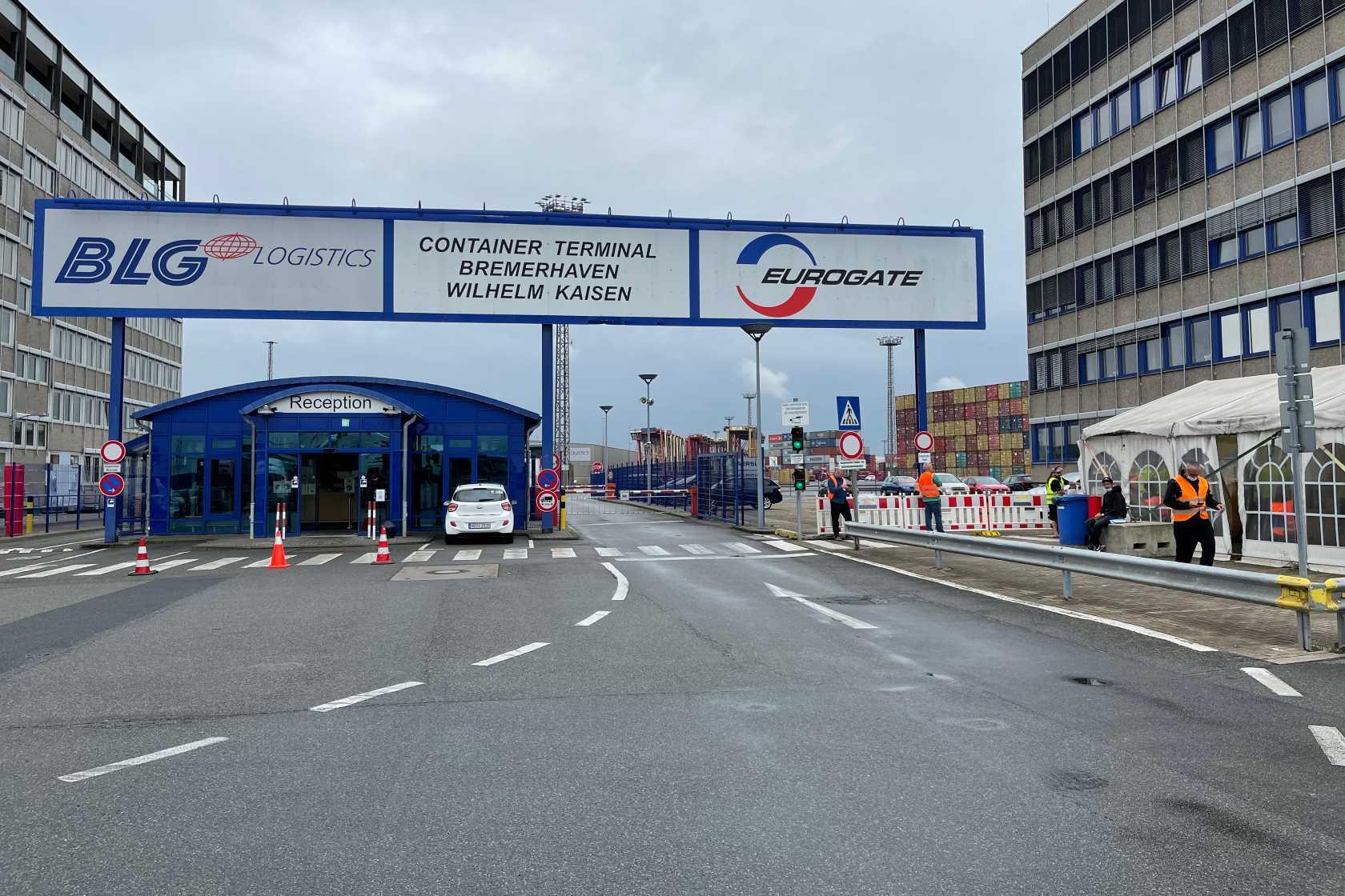 Bremerhaven Terminal