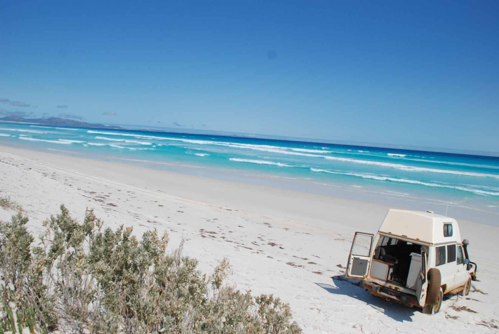 Reiseberichte Australien Western Australia