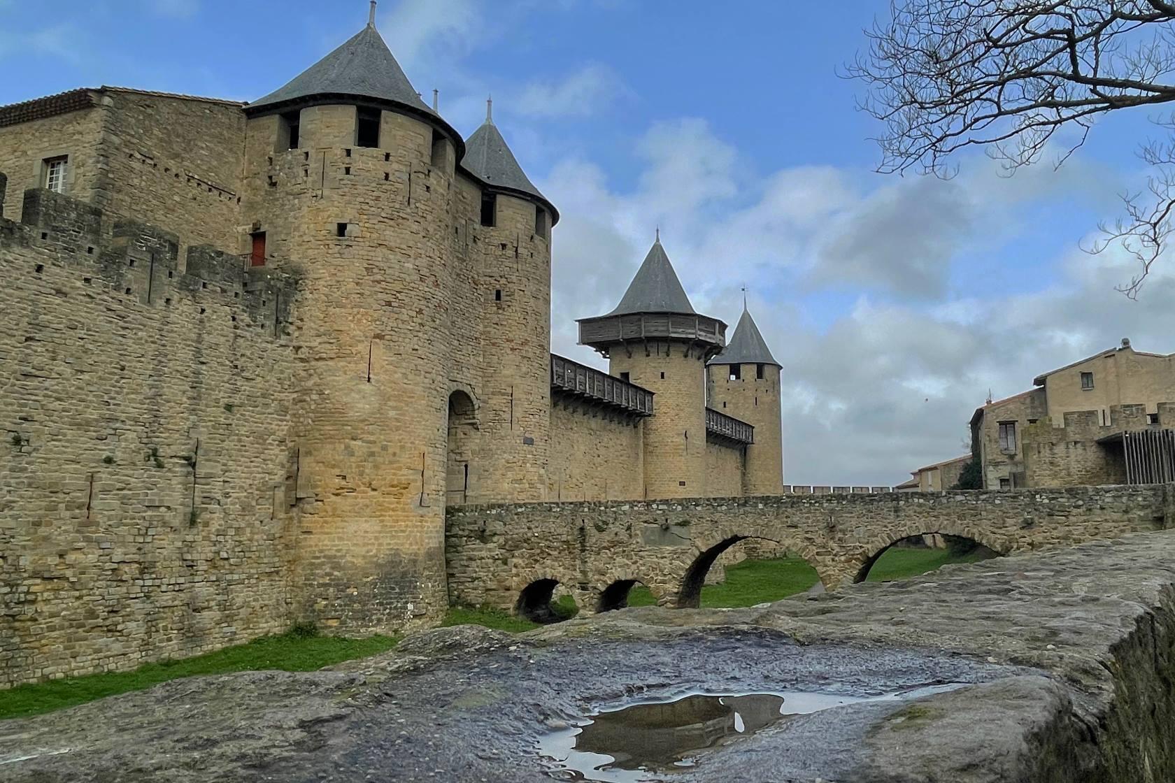 Carcassonne UNESCO Weltkulturerbe