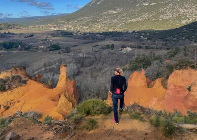 Provence Colorado Provencale Rustrel