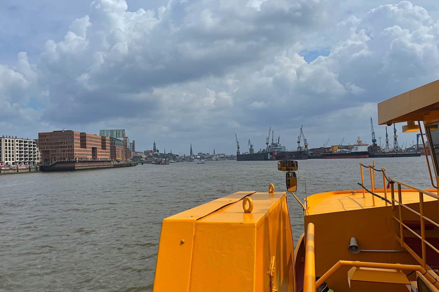 Fähre Hamburg