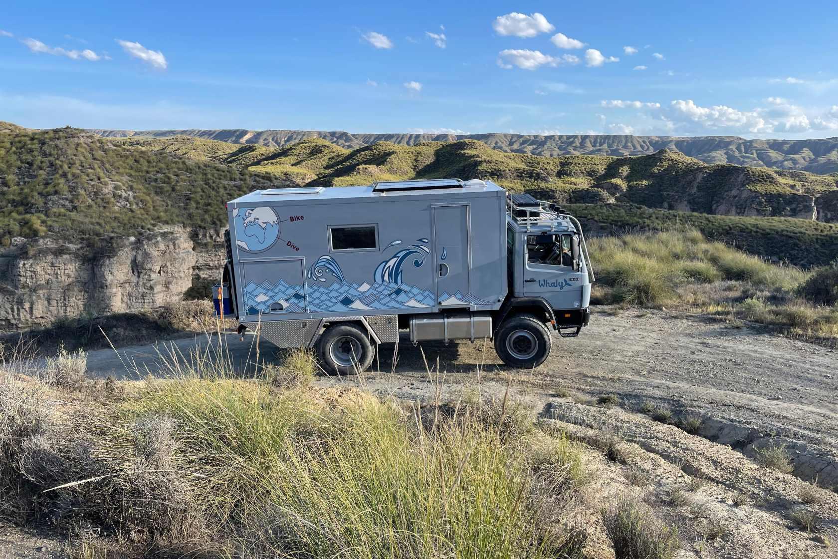 Gorafe Desert_Reisebericht Spanien