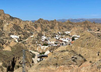 Guadix Höhlenwohnungen