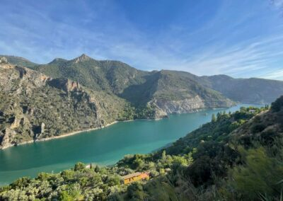 Guejar Sierra Reiseberichte Spanien
