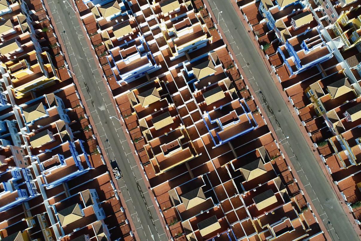 Die Dächer von Pulpi