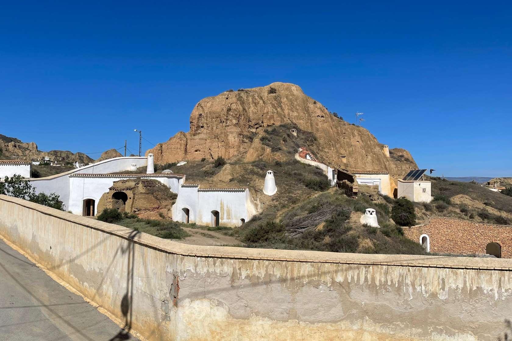 Reiseberichte Andalusien Höhlenwohnung Guadix