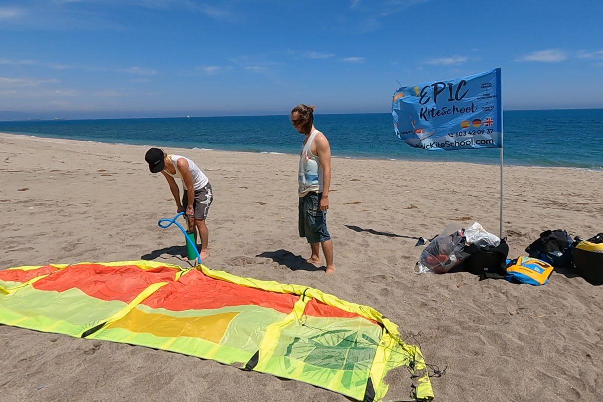 Kite-Surf Kurs