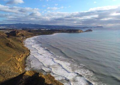 Murcia Coastline