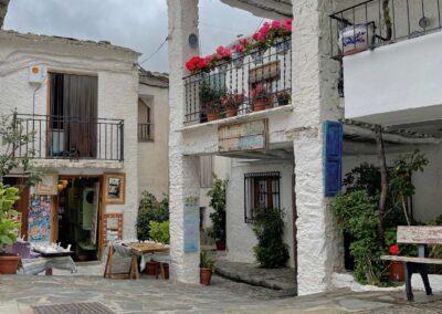 Reiseberichte Spanien Las Alpujarras