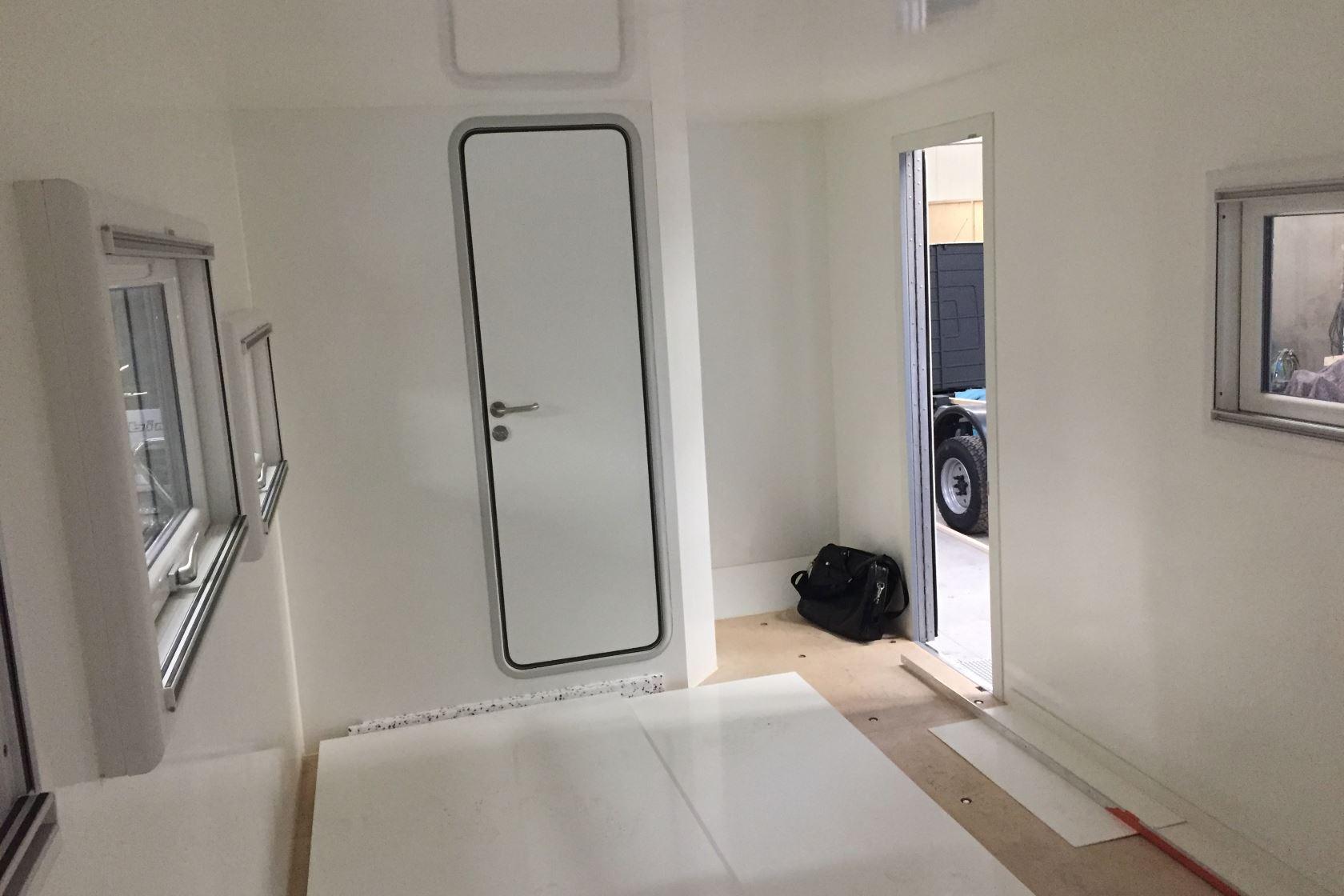 empty cabin Ormocar