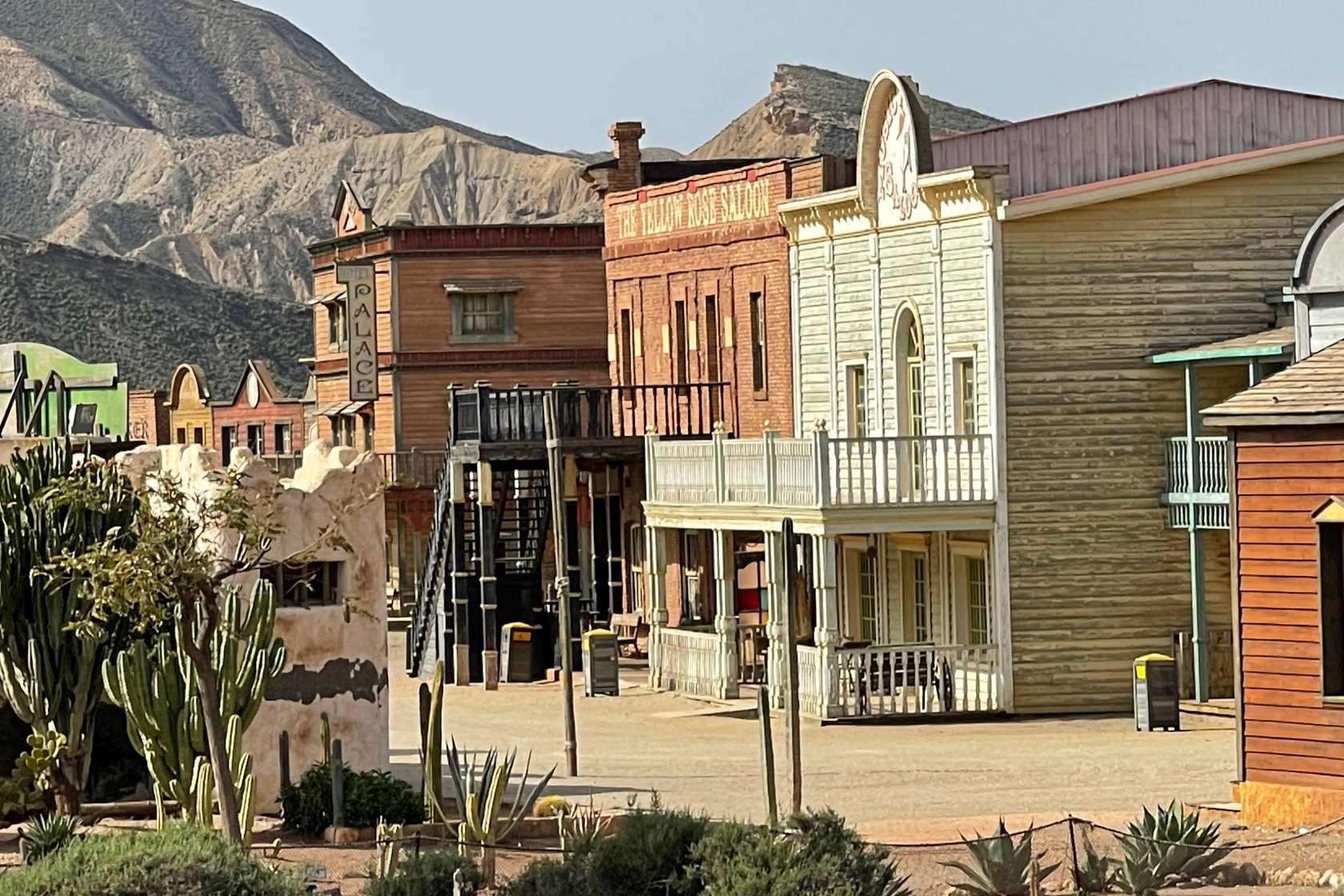 Oasis Mini Hollywood Tabernas Fort Bravo