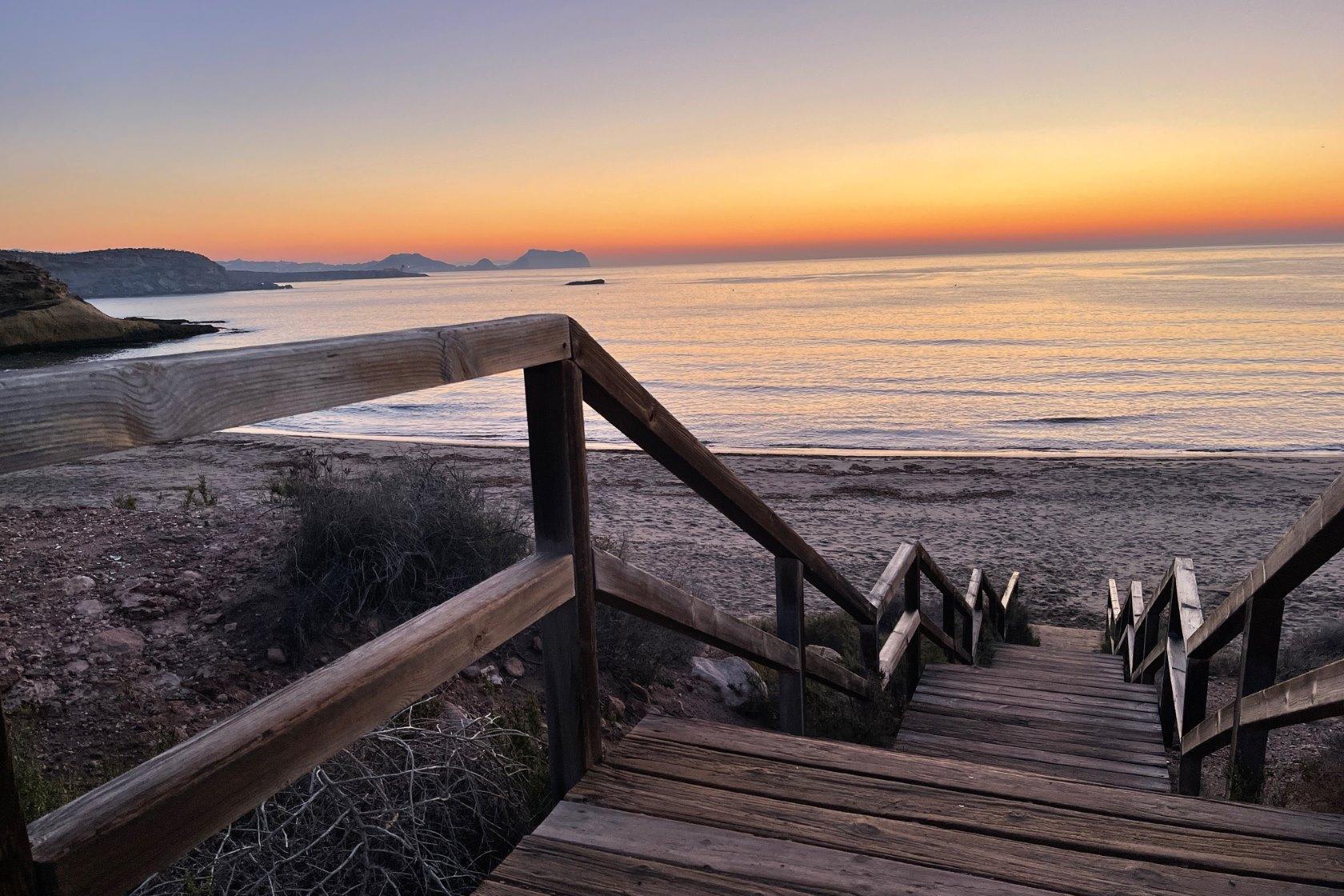 Sonnenaufgang_Andalusien