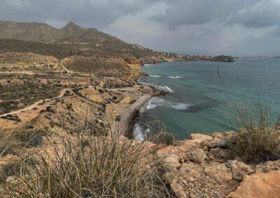 Spanien, Andalusien, Murcia, weisse Dörfer