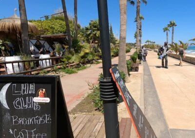 Strandpromenade Mojacar