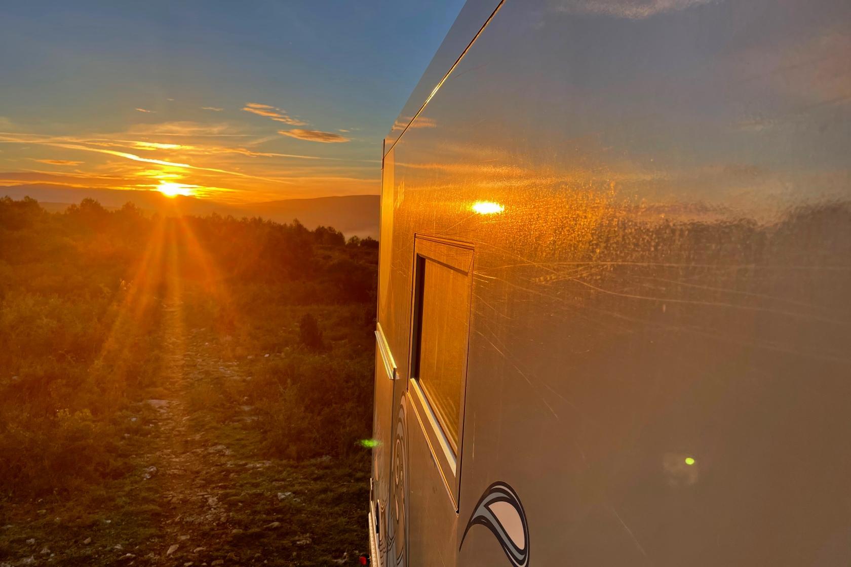 Sunset Lagnes