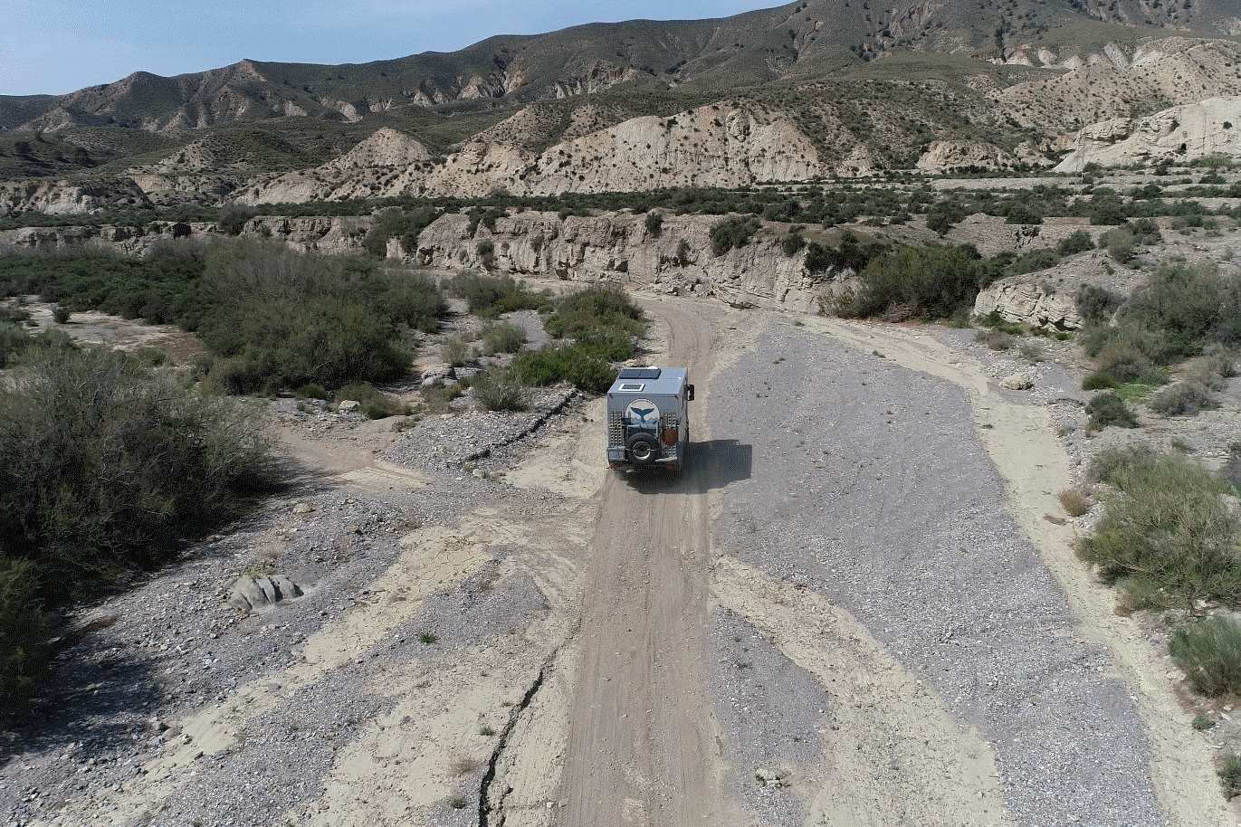 Tabernas Offroad Spass Whaly