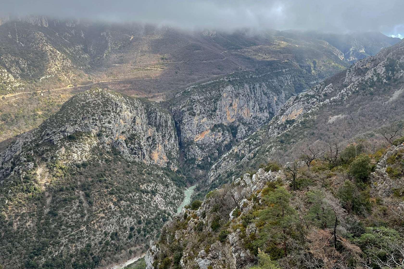 George de Verdon Grand Canyon von Frankreich